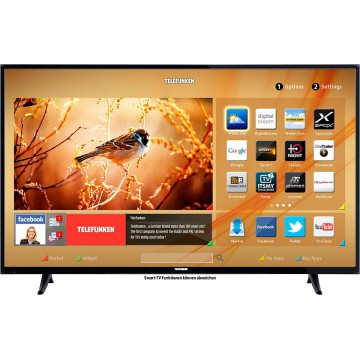 SMART TV 81 cm Full HD Telefunken 32FB5550 Televizoare LED