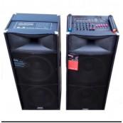 Sistem de Boxe Active cu Mixer 960 W NRS DS-2025