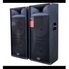 Sistem de Boxe Active cu Mixer 960 W NRS DS-2025 Sisteme Audio Boxe