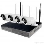 KIT  Supravegere Wireless NVR 4Ch Sisteme de supraveghere