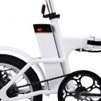 Bicicleta Electrica Pliabila 16 inchi Nakto Skylark Vehicole Electrice