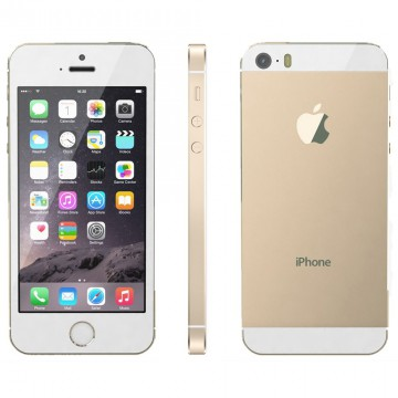 APPLE IPHONE 5S 16GB Gold Telefoane Mobile SmartPhone
