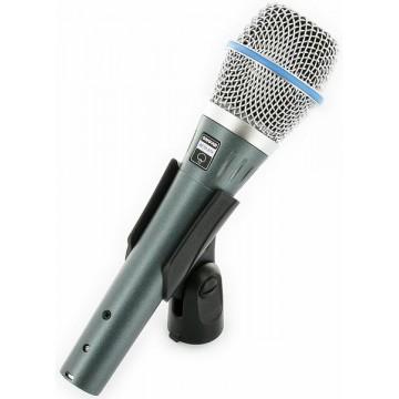 Microfon cu Condensator Shure Beta 87A Microfoane