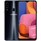 SmartPhone Samsung Galaxy A20s 32GB 3GB RAM Dual SIM Black Telefoane Mobile SmartPhone