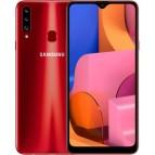 SmartPhone Samsung Galaxy A20s 32GB 3GB RAM Dual SIM Red Telefoane Mobile SmartPhone