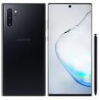 Samsung Galaxy Note 10 256GB Dual SIM Aura Black N970 Telefoane Mobile SmartPhone