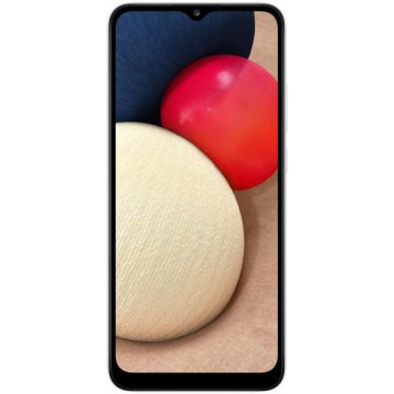SmartPhone Samsung Galaxy A02s 32GB Dual SIM White A025G Telefoane Mobile SmartPhone