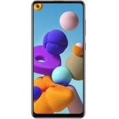 SmartPhone Samsung Galaxy A21S 64GB Black Dual SIM