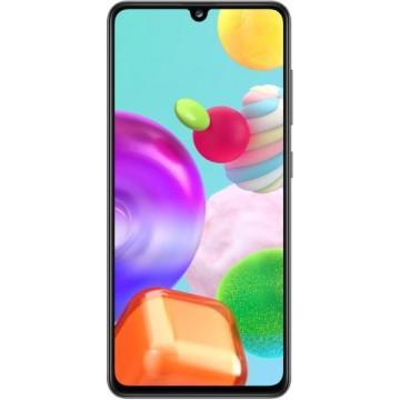 SmartPhone Samsung Galaxy A41 64GB A415F Dual SIM Crush Blue Telefoane Mobile SmartPhone