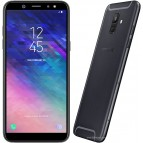 SmartPhone Samsung Galaxy A6 2018 32 Gb Black Dual SIM  Telefoane Mobile SmartPhone