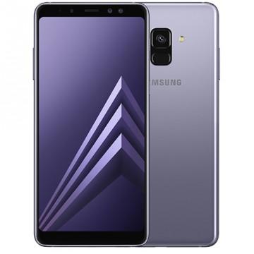 Samsung Galaxy A6+ (2018) 32 Gb 6 inchi Dual Sim Dual Camera Orchid Gray Telefoane Mobile SmartPhone