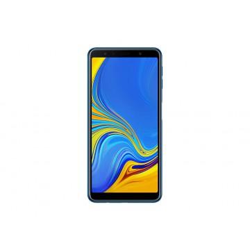 SmartPhone Samsung Galaxy A7 (2018) 64 Gb Dual SIM Blue Telefoane Mobile SmartPhone