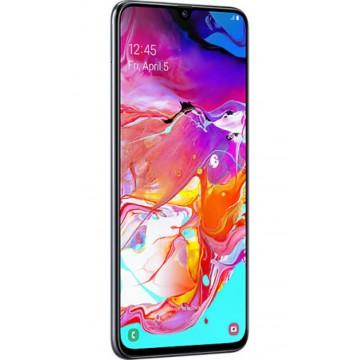 Samsung Galaxy A70 Dual SIM Black  Telefoane Mobile SmartPhone