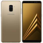Samsung Galaxy A8 2018 Dual SIM Gold