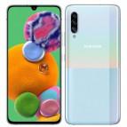 Samsung Galaxy A90 128GB RAM 6GB 5G White Telefoane Mobile SmartPhone