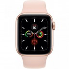 Apple Watch Series 5 GPS 44mm Pink Ceasuri