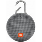 Boxa portabila bluetooth JBL CLIP 3 Gray Sisteme Audio Boxe