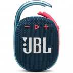 Boxa portabila bluetooth JBL CLIP 4 Albastru Roz Sisteme Audio Boxe