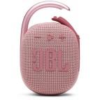 Boxa portabila bluetooth JBL CLIP 4 Pink Sisteme Audio Boxe