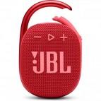 Boxa portabila bluetooth JBL CLIP 4 Red Sisteme Audio Boxe
