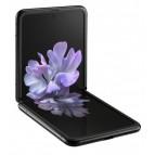 Samsung Galaxy Z Flip 256GB 8GB RAM Dual SIM Mirror Black Telefoane Mobile SmartPhone