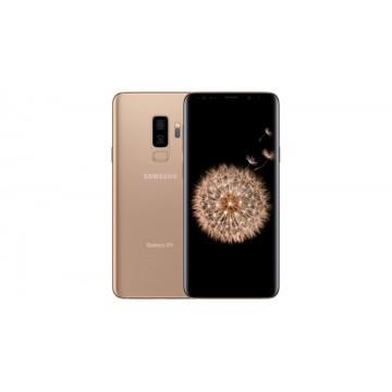 Samsung Galaxy S9+ 64 Gb Dual SIM Gold Telefoane Mobile SmartPhone