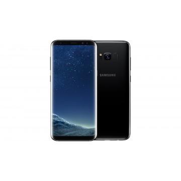 Samsung Galaxy S8 plus G955F Black  Telefoane Mobile SmartPhone