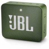 Boxa portabila cu bluetooth JBL GO 2 Moss Green