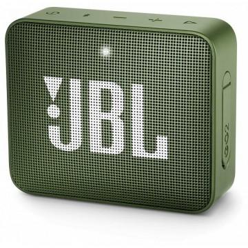 Boxa portabila cu bluetooth JBL GO 2 Moss Green Sisteme Audio Boxe