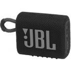 Boxa portabila bluetooth JBL GO 3 IPX7 Black Sisteme Audio Boxe