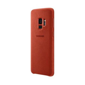 Husa protectie Alcantara Cover pentru Samsung Galaxy S9 EF-XG960A Accesorii Telefoane