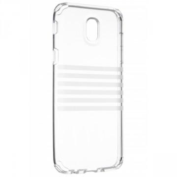 Husa silicon originala Samsung Galaxy J7 2017 transparenta Accesorii Telefoane