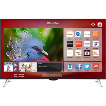 Smart TV 164 cm Ultra HD HITACHI 65HZ6W69 Televizoare LED