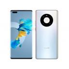 SmartPhone Huawei Mate 40 PRO 5G 256GB 8GB RAM Dual SIM Silver Telefoane Mobile SmartPhone