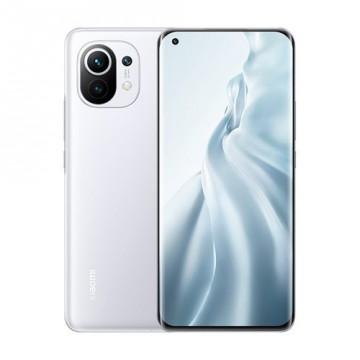 SmartPhone Xiaomi Mi 11 5G 256GB 8GB RAM Dual SIM Cloud White Telefoane Mobile SmartPhone
