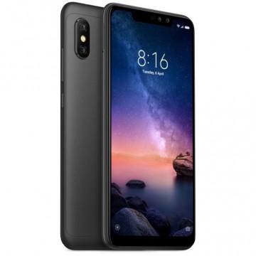 SmartPhone Xiaomi Redmi Note 6 Pro 64GB 4GB RAM Black Telefoane Mobile SmartPhone