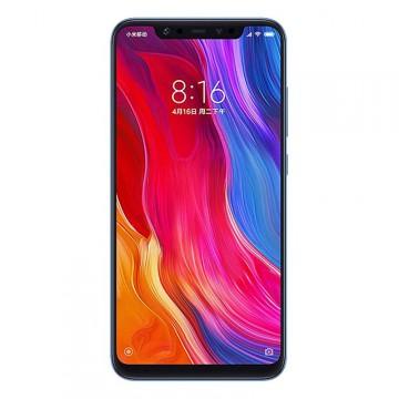 SmartPhone Xiaomi Mi 8 64GB Dual SIM Black Telefoane Mobile SmartPhone