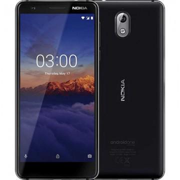 Nokia 3.1 Dual SIM Black Telefoane Mobile SmartPhone