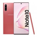 Samsung Galaxy Note 10 256GB Aura Pink Dual SIM Telefoane Mobile SmartPhone