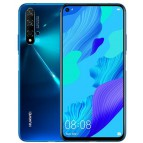 SmartPhone Huawei Nova 5T 128GB 6GB RAM Dual SIM Crush Blue Telefoane Mobile SmartPhone