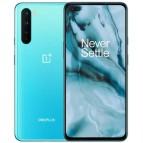 OnePlus Nord 5G 128GB 8GB RAM Dual SIM Blue Marble Telefoane Mobile SmartPhone