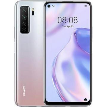 SmartPhone Huawei P40 lite 5G 128GB Dual SIM Silver Telefoane Mobile SmartPhone