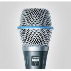 Microfon cu fir Shure BETA 58A Accesorii media