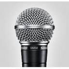 Microfon Shure SM 58 Metalic Accesorii media