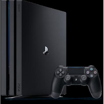 Consola Sony PlayStation 4 Pro 1TB  DVD/Blu Ray