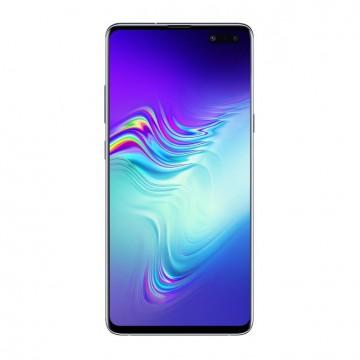 Samsung Galaxy S10 5G 256GB G977 Crown Silver Telefoane Mobile SmartPhone