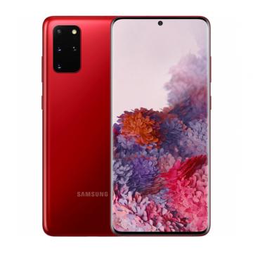 SmartPhone Samsung Galaxy S20+ 5G 128GB 12GB RAM Dual SIM Red Telefoane Mobile SmartPhone