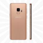 Samsung Galaxy S9 64GB single SIM Gold Telefoane Mobile SmartPhone