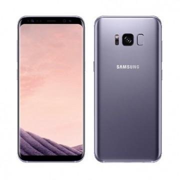 Samsung Galaxy S8 64GB Orchid Gray Telefoane Mobile SmartPhone