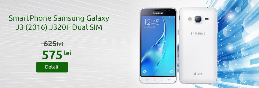 Cel mai bun pret ptr.SmartPhone-ul Galaxy J3